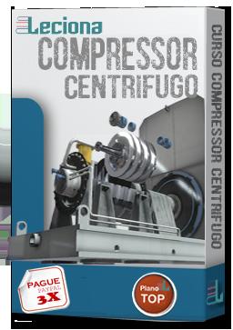 Curso Compressor centrifugo Online Leciona.com