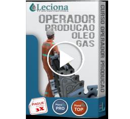 Curso Operador de Produção Petróleo Leciona